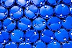Stapel flessen van het gallonwater Stock Afbeelding