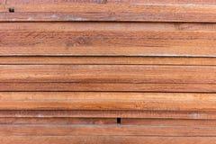 Stapel hölzerner Plankenhintergrund Stockbilder