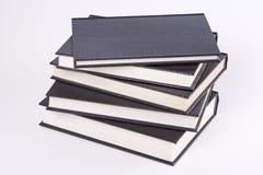 Stapel hardcoverboeken Royalty-vrije Stock Afbeelding