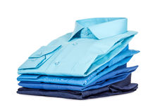 Stapel Hemden, lizenzfreie stockfotografie