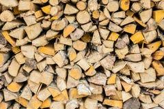 Stapel Holz Stockbilder