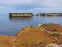 Stapel im südlichen Ozean Lizenzfreie Stockfotografie