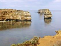 Stapel im südlichen Ozean Lizenzfreies Stockbild