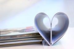 Stapel kleurrijke tijdschriften Royalty-vrije Stock Afbeeldingen