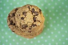Stapel koekjes Stock Fotografie