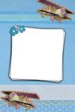 Stapel lege documenten Stock Foto