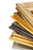 Stapel omlijstingen Royalty-vrije Stock Fotografie