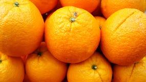 Stapel Orangen Lizenzfreie Stockfotografie