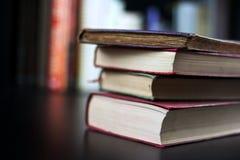 Stapel Oude Boeken Stock Fotografie