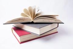 Stapel Oude Boeken Royalty-vrije Stock Afbeelding
