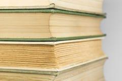 Stapel Oude Boeken Royalty-vrije Stock Foto