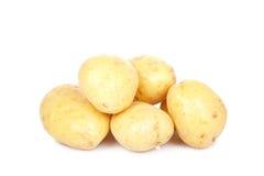 Stapel rohe Kartoffeln Lizenzfreie Stockfotografie