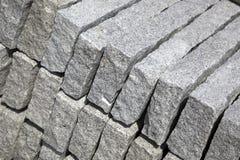 Stapel Stenen Stock Afbeelding
