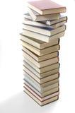 Stapel van boek Royalty-vrije Stock Foto's
