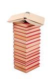 Stapel van boeken Royalty-vrije Stock Foto's