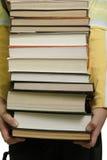 Stapel van boeken Royalty-vrije Stock Afbeelding