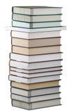 Stapel van de boeken Stock Foto's