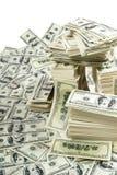 Stapel van geld Royalty-vrije Stock Afbeeldingen