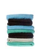 Stapel van handdoeken Royalty-vrije Stock Foto