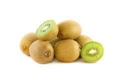 Stapel van kiwi Royalty-vrije Stock Foto's