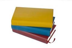 Stapel van kleurrijke boeken Royalty-vrije Stock Foto's