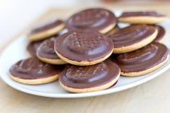 Stapel van koekjes Royalty-vrije Stock Afbeeldingen