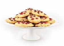 Stapel van koekjes Stock Afbeelding