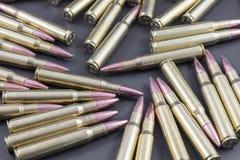 Stapel van munitie Stock Fotografie