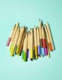 Stapel van potloden Royalty-vrije Stock Afbeelding