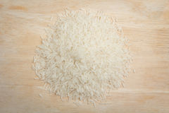 Stapel van rijst Royalty-vrije Stock Afbeeldingen