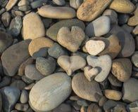 Stapel van rotsen Royalty-vrije Stock Fotografie