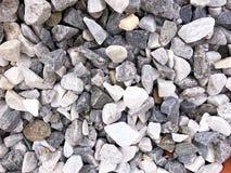 Stapel van rotsen van hierboven Royalty-vrije Stock Foto's