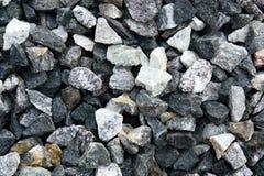 Stapel van stenen Stock Afbeelding