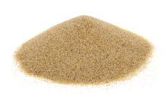 Stapel van zand Royalty-vrije Stock Afbeelding