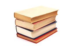 Stapel von Büchern stockbilder