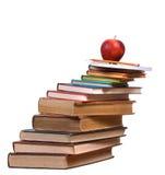 Stapel von Büchern 2 Stockbild