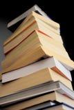 Stapel von Büchern Lizenzfreies Stockfoto