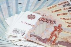 Stapel von Bindung 5000, 1000 Lizenzfreies Stockfoto