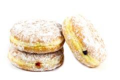 Stapel von Donut zwei Stockbilder