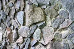 Stapel von Granitsteinen stockbild