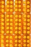 Stapel von Pillen Lizenzfreie Stockfotografie