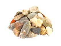 Stapel von Steinen Stockfotos