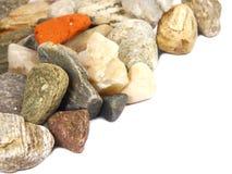 Stapel von Steinen Stockbilder