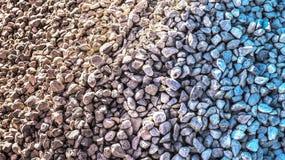 Stapel von Steinen Lizenzfreies Stockfoto