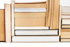 Stapels boeken Stock Fotografie