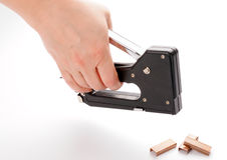 Staple Gun Stock Images