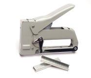 Free Staple Gun With Staples Royalty Free Stock Image - 11147316