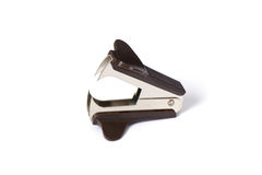 Staple remover Stock Photo