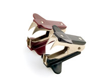 Staple removers Royalty Free Stock Photo