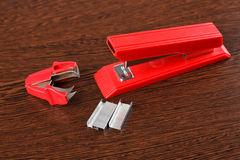 stapler γραφείων Στοκ εικόνες με δικαίωμα ελεύθερης χρήσης
